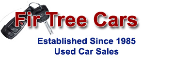 Used Cars in Hereford, Fir Tree Services in Herefordshire